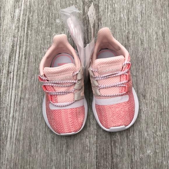Adidas baby girl tubular shoes